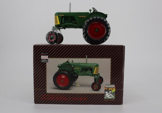 1/16 Spec Cast National Farm Toy Museum Oliver Super 77 Hi-Crop
