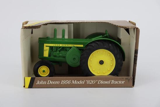 1/16 Ertl 1965 John Deere Model 820 Diesel Tractor