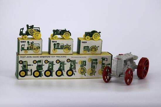 ERTL 1/64 3 out of 8 set with box