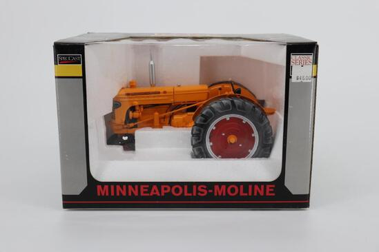 1/16 Spec Cast Highly Detailed Minneapolis Moline U Gas Tractor