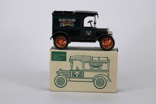 ERTL 1/25 Model T Bank Hart-Parr 28-50