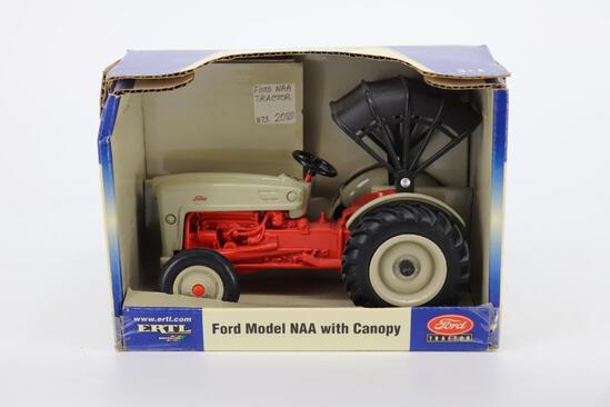 1/16 Ertl Ford Model NAA with Canopy
