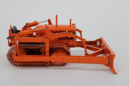 1/16 Spec Cast Allis Chalmers Model K Crawler Tractor with Blade