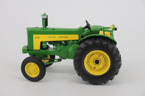 1/16 Ertl Two Cylinder XIX 2009 John Deere 630 Standard Tractor