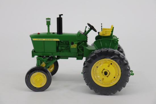 1/16 Ertl John Deere 2520 Hi-Crop Tractor - Official Show Toy Two-Cylinder Club Expo XXIII