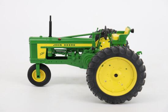 1/16 Ertl John Deere High-Clearance 520 SFW Tractor - Two-Cylinder Expo XII