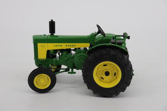 1/16 Ertl John Deere 750 Standard Prototype - Two-Cylinder Club Limited Edition
