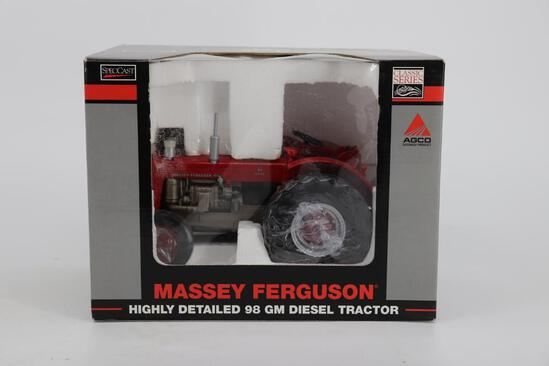 1/16 Spec Cast Highly Detailed Massey Ferguson 98 GM Diesel Tractor