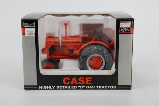 1/16 Spec Cast Highly Detailed Case D Gas Tractor