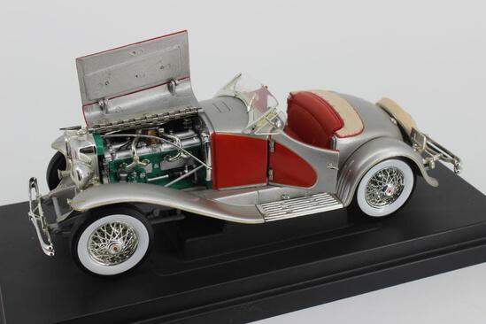 ERTL 1/18 Clark Gable's 1935 Duesenberg SJ Roadster