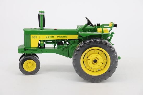 1/16 Ertl John Deere 530 General Purpose Tractor - Two-Cylinder Expo XVII