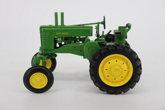 1/16 50th Anniversary Ertl Hi-Crop Tractors - John Deere Model A Hi-Crop - Two-Cylinder Expo X