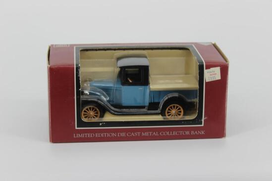 1928 Chevrolet National AB Coin Bank