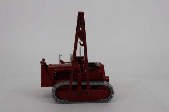 1/25 Spec Cast International Harvester TD-24 Diesel Crawler with Superior Pipe Layer
