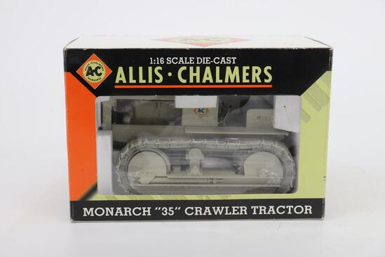 "1/16 Spec Cast Allis-Chalmers Monarch ""35"" Crawler Tractor"