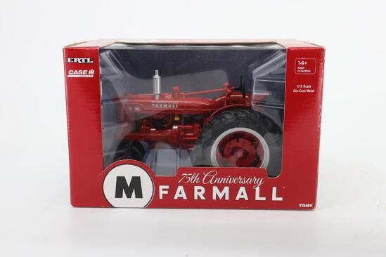 1/16 Ertl 75th Anniversary Farmall M
