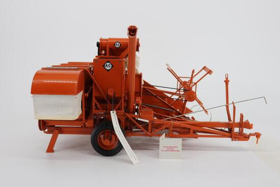 1/12 Franklin Mint Allis-Chalmers Pull Type All-Crop 60 Combine