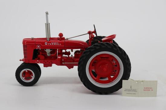 1/12 Franklin Mint Model H Tractor