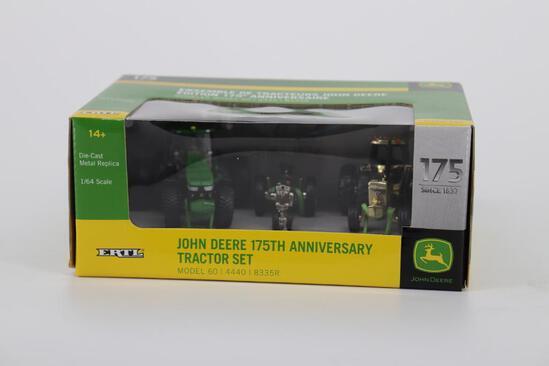 1/64 John Deere 175th Anniversary Set
