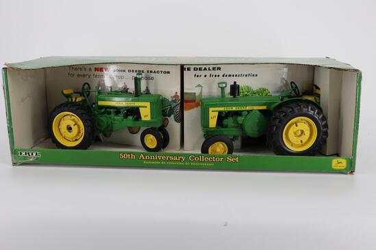 1/16 John Deere 50th Anniversary Set 720 & 820
