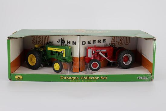1/16 John Deere Dubuque Collector Set