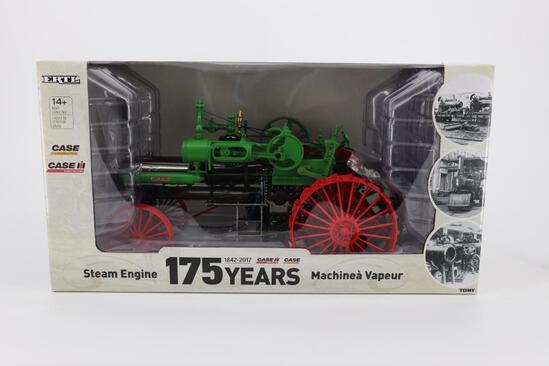 1/16 Ertl 175 Years Case Steam Engine