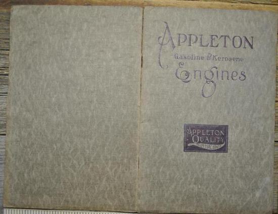 Appleton Gasoline & Kerosene Engines