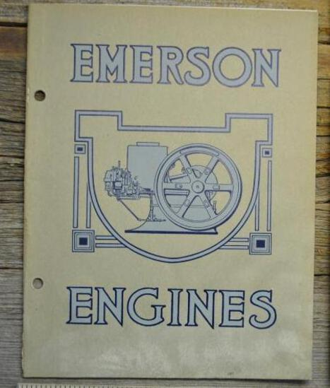 Emerson Brantingham Engines