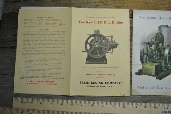 Ellis Engine Company Flyer Group
