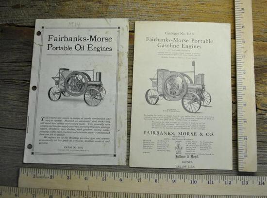 Fairbanks-Morse Catalogs