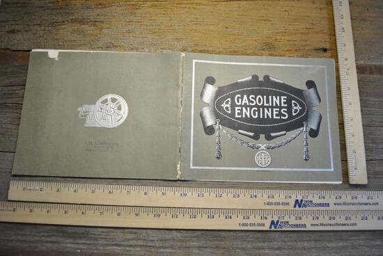 IHC Gas Engines