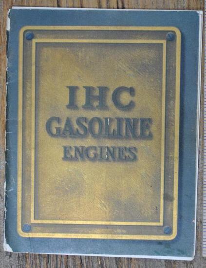 IHC Gasoline Engine Full Line Catalog