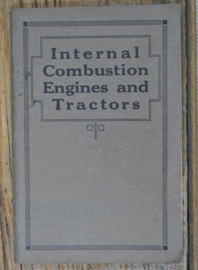 IHC Internal Combustion Engines & Tractors
