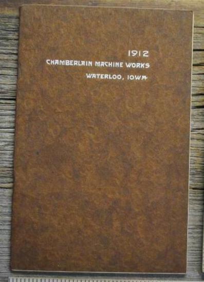 Chamberlain Machine Works