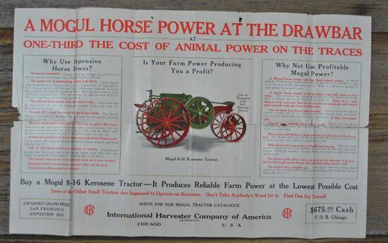 IHC Mogul 8-16 Poster Size Foldout