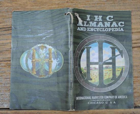 1911 IHC Almanac & Encyclopedia