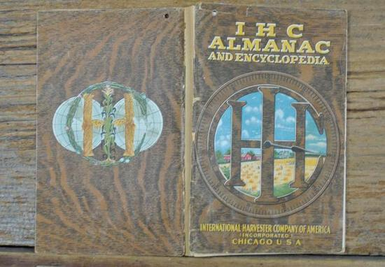 1912 IHC Almanac & Encyclopedia