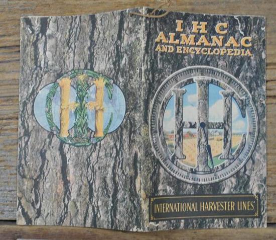 1914 IHC Almanac & Encyclopedia