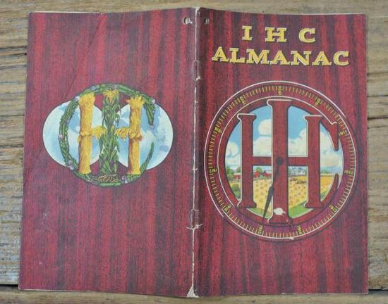 1915 IHC Almanac