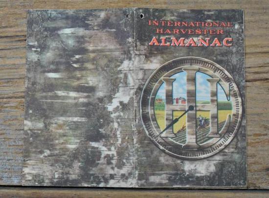 1916 International Harvester Almanac