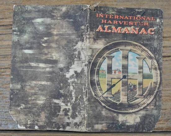 1916 International Harvester Almanac