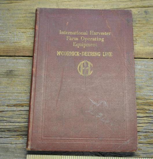 McCormick-Deering Line General Catalog #30