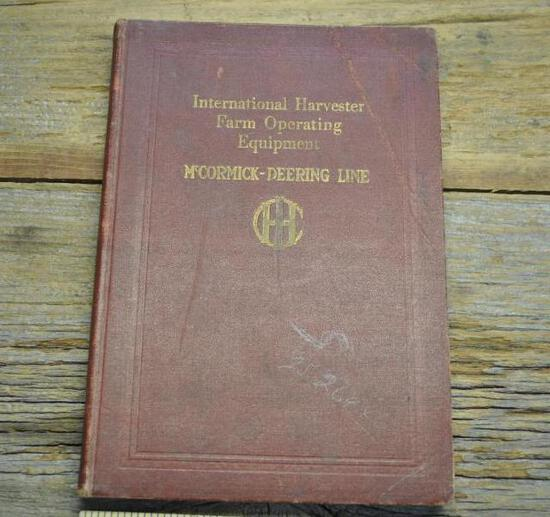 McCormick-Deering Line General Catalog #27