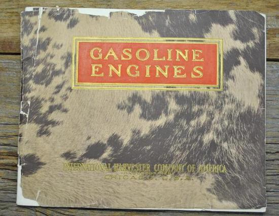 IHC Victor & Famous Gas Engine Catalog #60