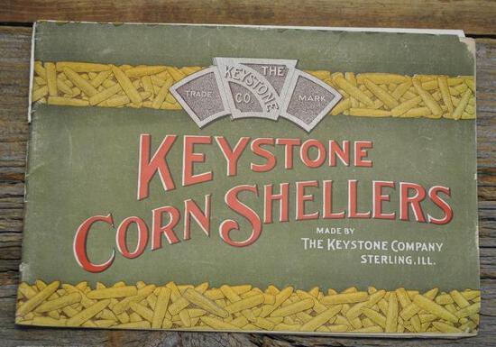 Keystone Corn Shellers Sterling, ILL catalog