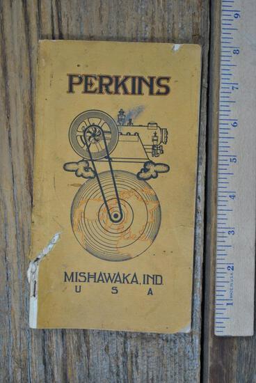 Perkins Gas Engine & Windmill Company Full Line Catalog