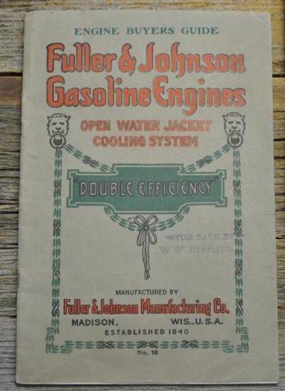 Fuller & Johnson Double Efficiency