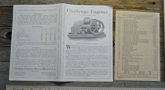 Challenge Engines