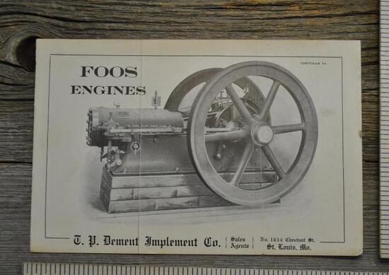 Foos Engines
