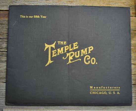 Temple Pump Co.